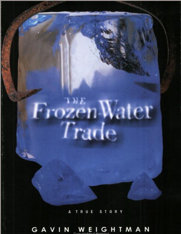 Frozenwatertrade