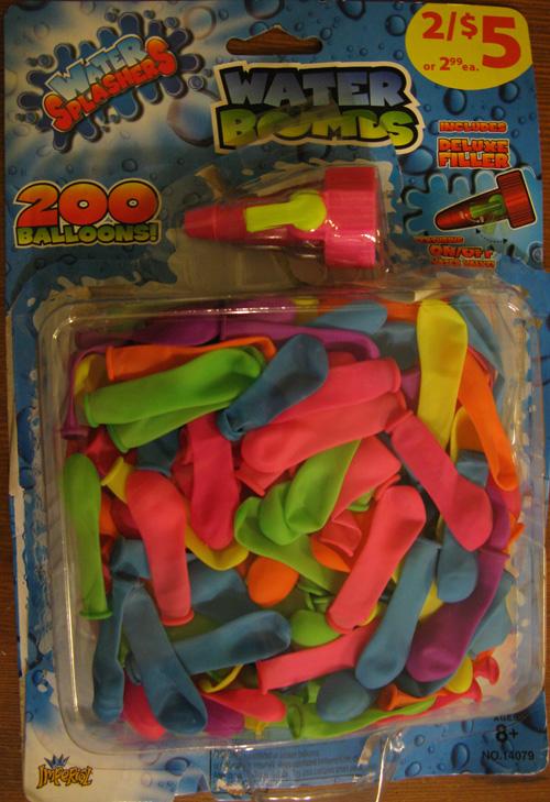 Balloonpackage