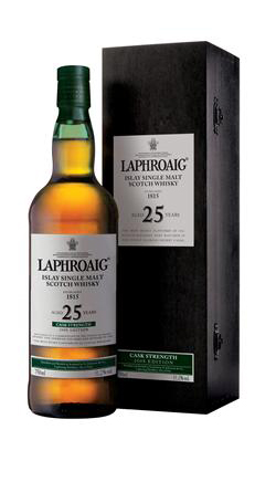 Laphroaig 25 YO Cask Strength - hires