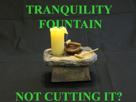 Tranquilityfountaintext