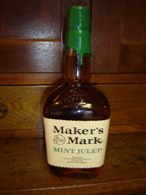 Mint Julep bottle small