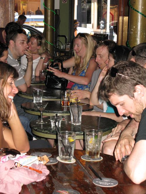 Savoy tivoli bar crawl2s