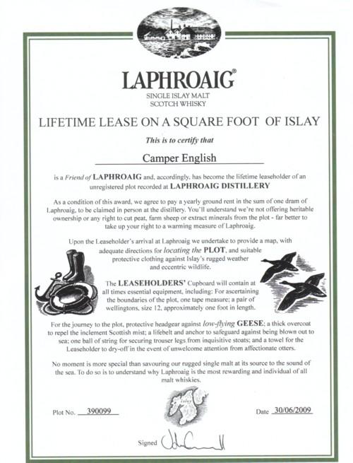 LaphraoigSquareFootCamperEnglish
