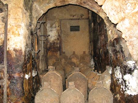 Tesseron paradis cellar 2s