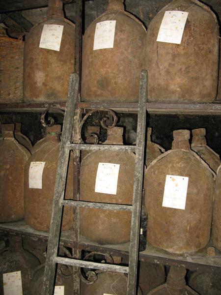 Tesseron cellar 6s