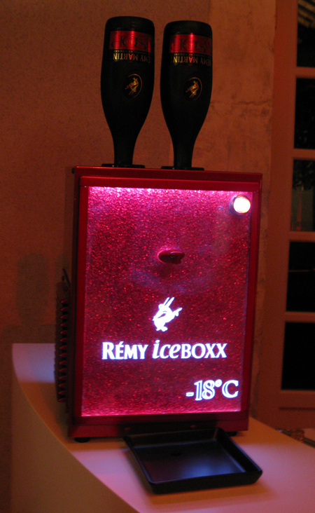 Remy ice boxxs