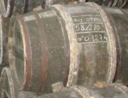 Otard cellars