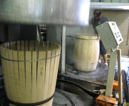 Vicard auto barrel ringers
