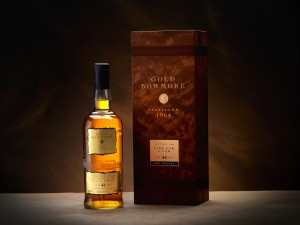 Gold Bowmore Islay Scotch Whisky