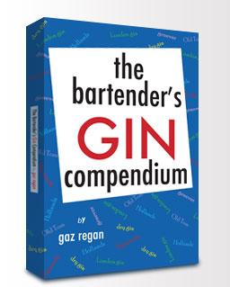 Bartender's gin compendium