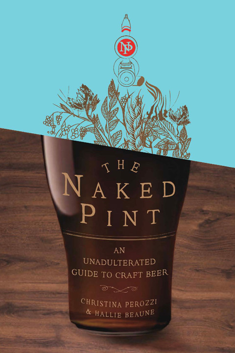 Naked Pint beer book