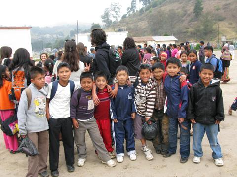 Quetzaltenango landing kids4s