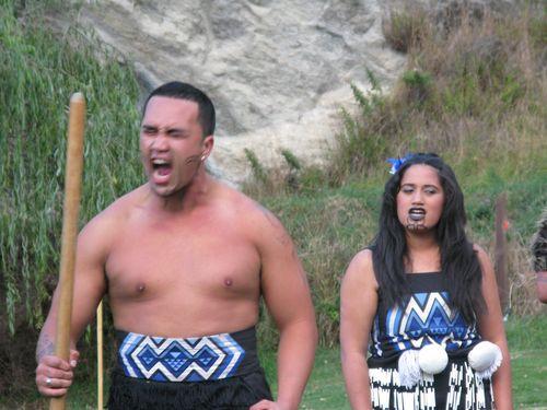 Maori welcome12