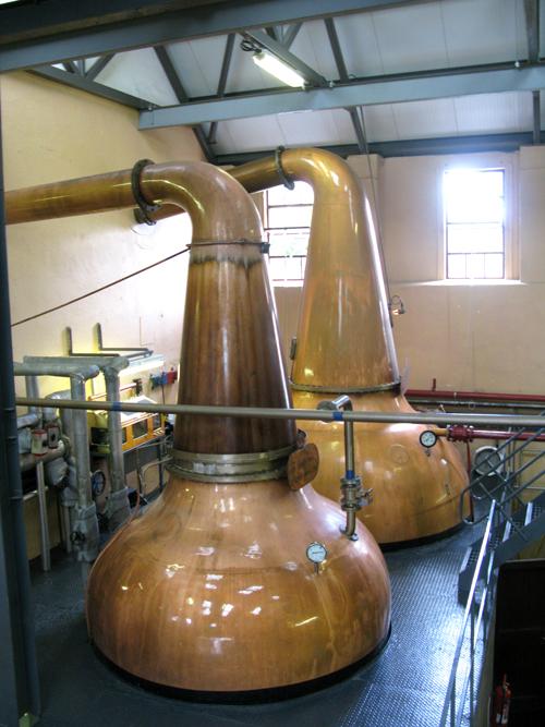 Fettercairn distillery stills2s