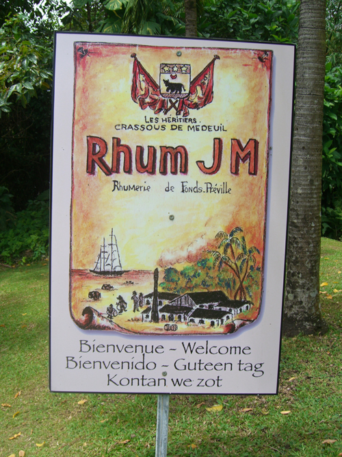 Rhum jm sign small
