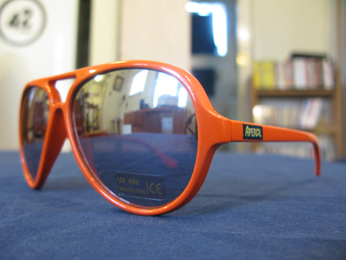 Aperol sunglassess
