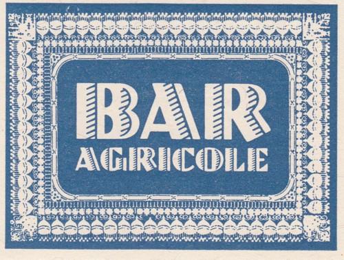 BarAgricole