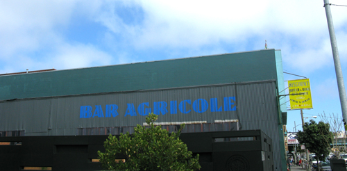Agricole signs