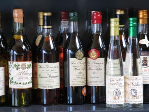 Agricole spirits armagnac cognac