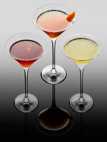 Cognac cocktails la times