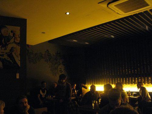 Ivy Glasgow Scotland Bar3