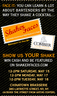 shaker faces website bartenders