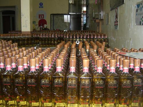 El tesoro bottless