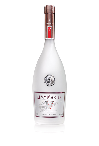 remy v white cognac unaged