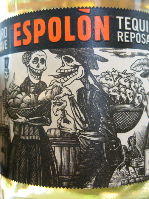 Espolon tequila from skyy spirits