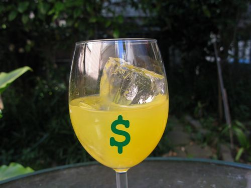 Money cocktail