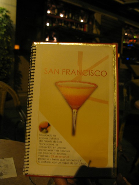 San francisco cocktail at kapote_tn