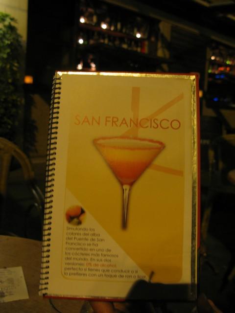 San francisco cocktail at kapote_tn