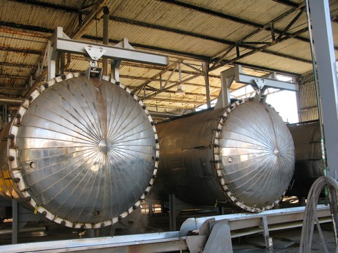 Autoclaves tequila cazadores_tn