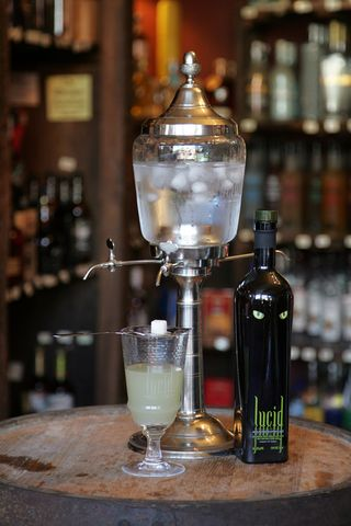 Absinthe Fountain Completes