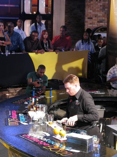 Michael schaus Angostura Global Cockctail Challenge Trinidad_tn