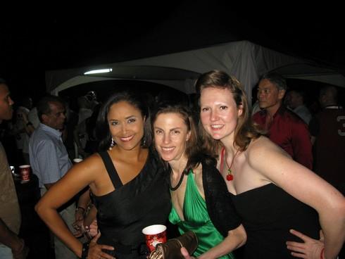 Lovely ladies party at Brian Laras house trinidad_tn