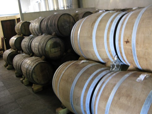 French oak barrels casa noble distillery2_tn