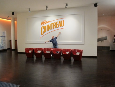 Camper at cointreau distillery_tn