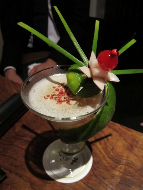 Ishinohana bar roppongi tokyo cocktail2_tn