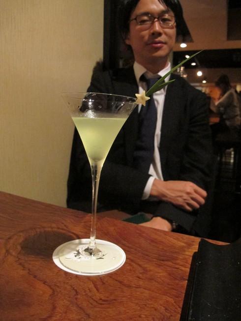 Ishinohana bar roppongi tokyo garnish_tn