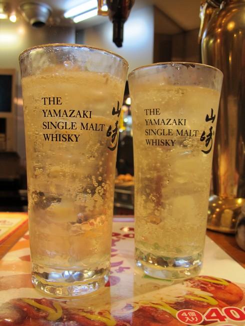 Highball of yamazaki 10 gindaka highball bar shinjuko tokyo_tn