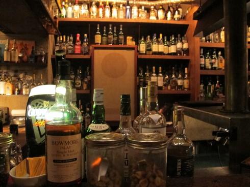 Bar snacks bar track  ebisu tokyo_tn