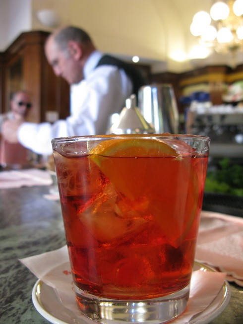 Negroni at Rivoire Florence Italy3_tn