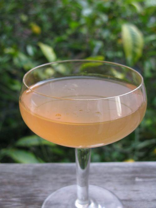 Marie Antoinette CocktailM