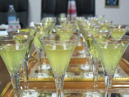 Limoncello tasting pallini distillery2_tn
