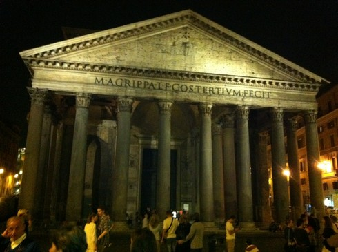 Pantheon at night_tn