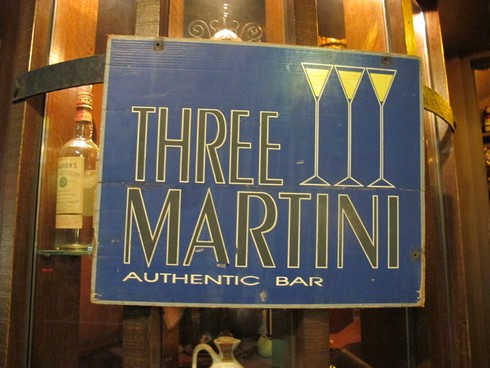 Three martini bar yokohama_tn
