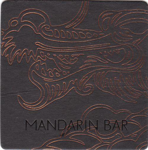 Coaster madarin oriental vegas