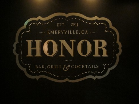 Honor bar sign_tn