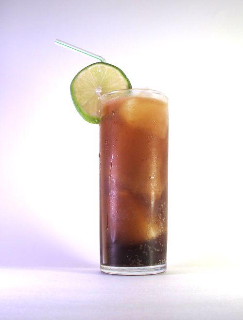 Cuba Libre Rum and Coke picture from Alcademics.com